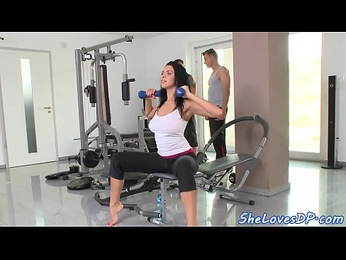 Babe busty fitness hardbodied links picture sexy-Fucking