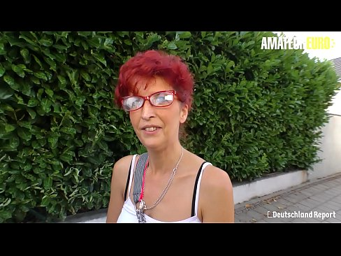 AMATEUR EURO - Newbie Mature Evelyn S&period
