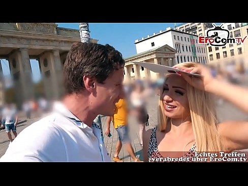 Jason Steel fickt die blonde Gabi Gold ohne Kondom