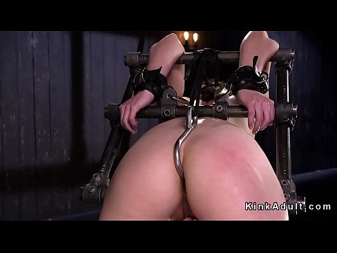 Lingerie facial drilled screaming