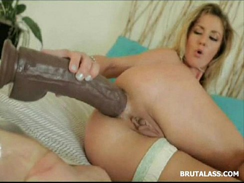 ass Stretching dildo video pussy