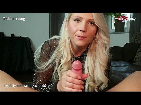 Amateur Blonde Smoking Blowjob