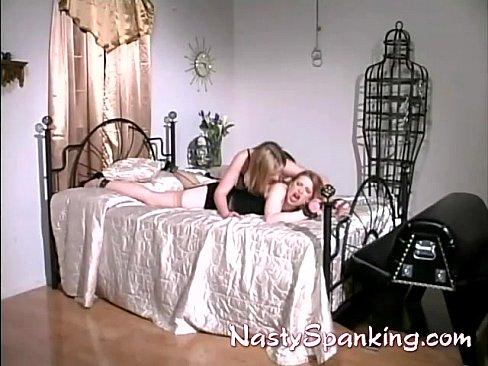 MADELINE: Erotic Otk Spank
