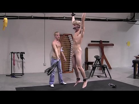amateur gay slave cock whipping