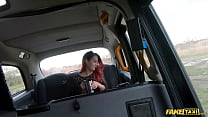 Fake Taxi Caxh pornstar has to offer her sweet ...