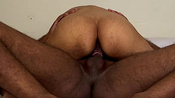 doggy style with riding my dick with deep penetrating the wet pussy