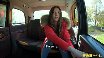 Fake Taxi Brown haired girl gets her tight pussy pounded