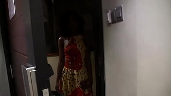 African Hotel Maid Gets Fucked While Cleaning