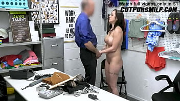 Caught Stealing and Fucked hard In BackOffice
