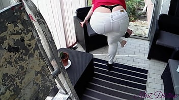 French Milf Housewife wants to get her Big Round Ass fucked hard!
