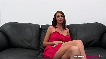 Super boobed, long legged diva, Mackenzie, gets her thick meaty twat & tight ass fucked by hard cock interviewer, riding & face fucking in her 1st porn! Full Video at BackroomCastingCouch.com!